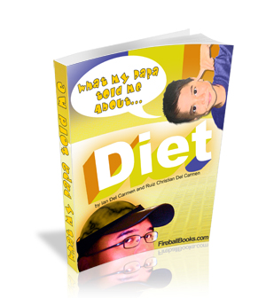 Thumbnail What my Daddy told me about: Diet