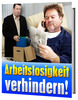 Thumbnail Arbeitslosigkeit verhindern - nicht arbeitslos werden