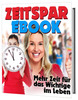 Thumbnail Zeitspar eBook Zeit sparen Zeitmanagement Ratgeber