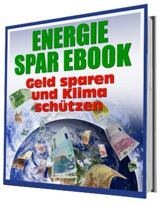 Pay for ENERGIE SPAR EBOOK - Geld sparen und Klima schützen