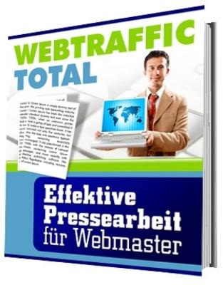 Pay for WEBTRAFFIC TOTAL - Effektive Pressearbeit für Webmaster