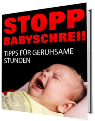 Pay for STOPP BABYSCHREI! - Tipps für geruhsame Stunden