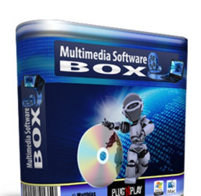 Pay for Multimedia Software Box