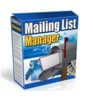 Thumbnail Script Mailing List Manager
