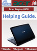 Thumbnail Acer Aspire 6530 Guide Repair Manual