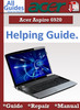 Thumbnail Acer Aspire 6920 Guide Repair Manual