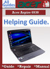 Thumbnail Acer Aspire 6930 Guide Repair Manual
