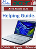 Thumbnail Acer Aspire 7520 Guide Repair Manual