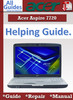 Thumbnail Acer Aspire 7720 Guide Repair Manual