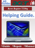 Thumbnail Acer Aspire 7720G Guide Repair Manual