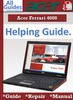 Thumbnail Acer Ferrari 4000 Guide Repair Manual