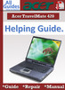 Thumbnail Acer TravelMate 420 Guide Repair Manual