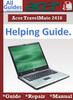 Thumbnail Acer TravelMate 2410 Guide Repair Manual