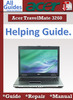 Thumbnail Acer TravelMate 3260 Guide Repair Manual