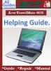 Thumbnail Acer TravelMate 4070 Guide Repair Manual