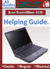 Thumbnail Acer TravelMate 4530 Guide Repair Manual