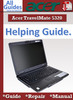 Thumbnail Acer TravelMate 5320 Guide Repair Manual