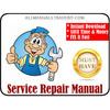 Thumbnail Arctic Cat ATV Wildcat 1000 Service Manual 2012 & Illustrated Parts Manual Gift