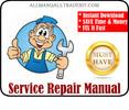 Thumbnail Arctic Cat TigerShark 1997 Personal Watercraft Service Repair Manual