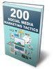 Thumbnail 200 SOcial Media Marketing Tactics (MRR)