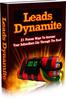 Thumbnail Leads Dynamite (MRR)