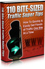 Thumbnail 110 Bite Sized Traffic Super Tips (MRR)