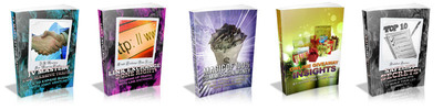 Thumbnail Internet Marketing eBooks Package 3 (MRR)