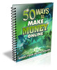 Thumbnail 50 Ways To Make Money Online (MRR)