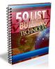 Thumbnail 50 List Building Techniques (MRR)