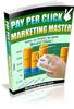 Thumbnail Pay Per Click Marketing Master