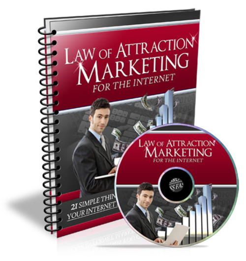 Pay for Law Of Attraction Marketing For The Internet (PLR)