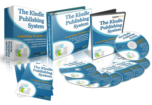 Pay for The Kindle Publishing System (MRR)