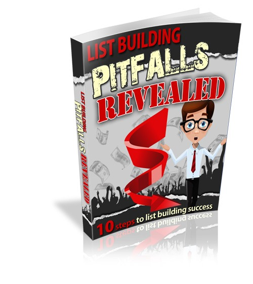 Pay for List Building Pitfalls Revealed (MRR)