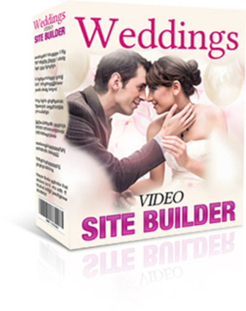 Pay for Weddings Video Site Builder (MRR)