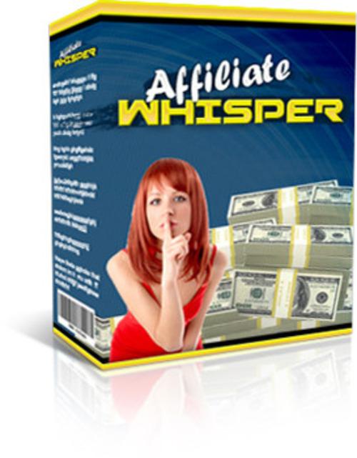 Pay for Affiliate Whisper (MRR)