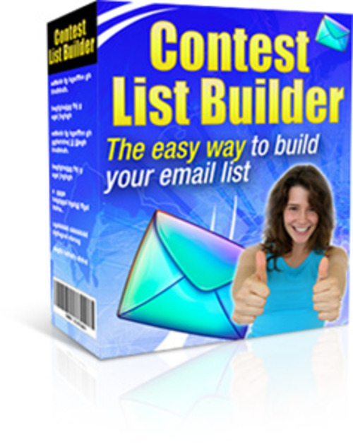 Pay for Contest List Builder (MRR)