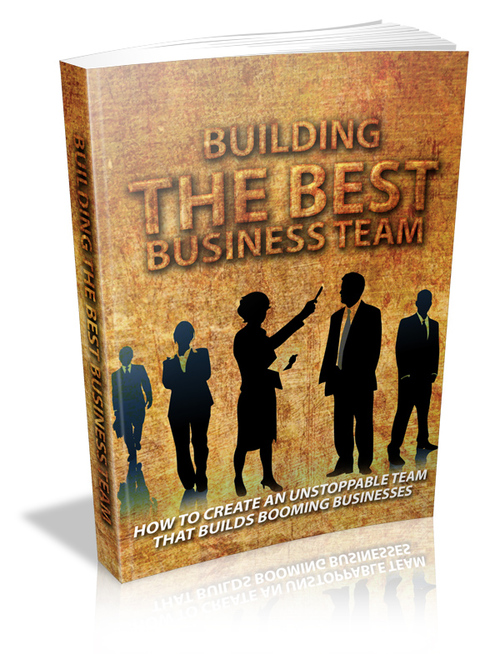 Pay for Building The Best Business Team (MRR)