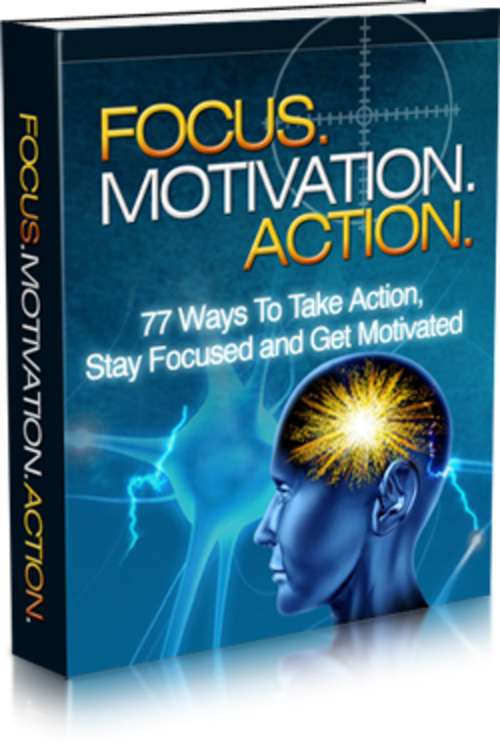 Pay for Focus. Motivation. Action (MRR)