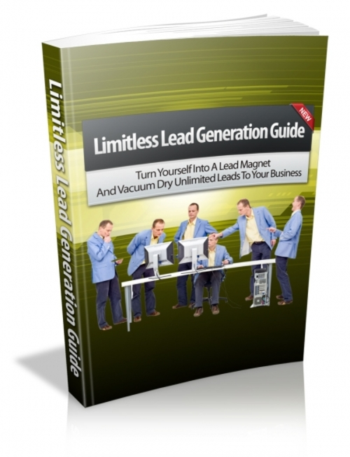 Pay for Limitless Lead Generation Guide (MRR)