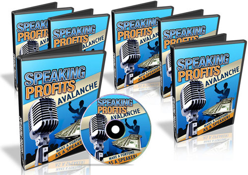 Pay for Speaking Profits Avalanche (PLR)