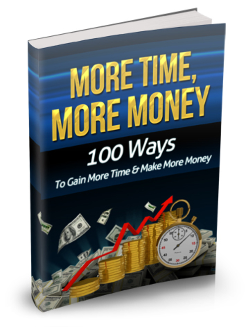 Pay for More Time, More Money (MRR)