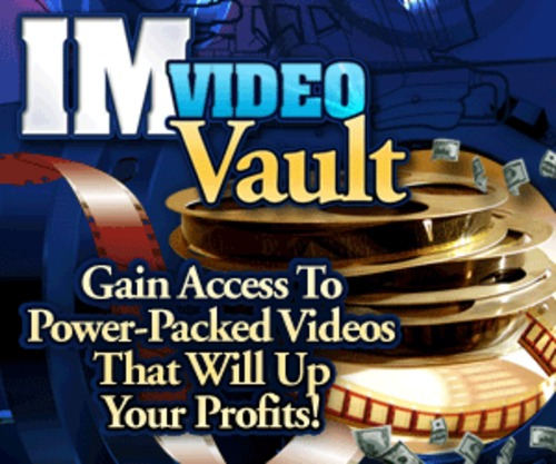 Pay for IM Video Vault (MRR)