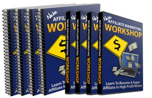 Pay for Niche Affiliate Marketing Workshop - MRR