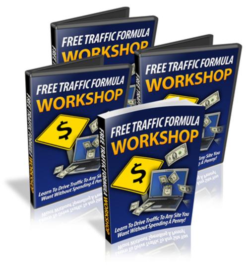 Pay for Free Traffic Formula Workshop (MRR)