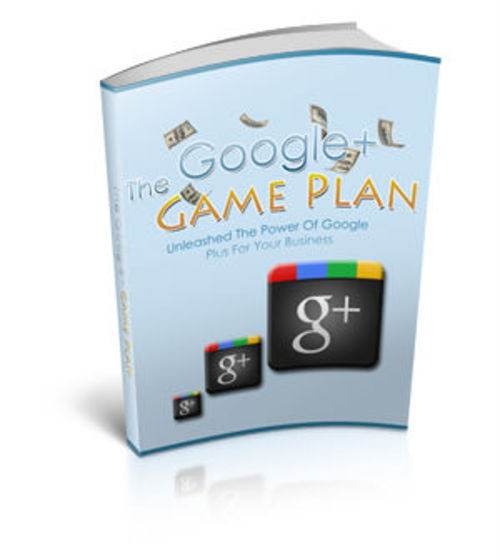 Pay for The Google+ Game Plan (MRR)