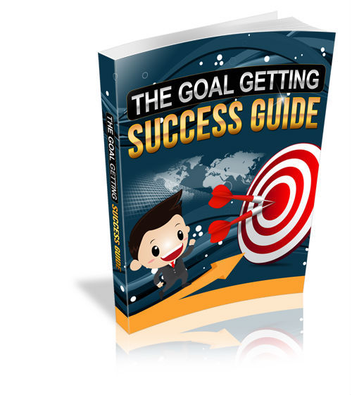 Pay for The Goal Getting Success Guide (MRR)