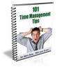 Thumbnail 101 WAYS TO GET MORE DONE WITH LESS STRESS - Time Management