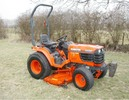 Thumbnail Kubota B2410HSDB Tractor Illustrated Master Parts List Manual DOWNLOAD