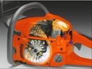 Thumbnail Husqvarna Chainsaw Chain saw Service Repair Workshop Manual DOWNLOAD