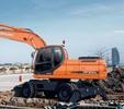 Thumbnail Doosan Daewoo DX210W Wheel Excavator Service Repair Workshop Manual DOWNLOAD